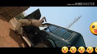 اجمل مقطع من فلم الهندي الشهير  ROWDY RATHORE😜😜