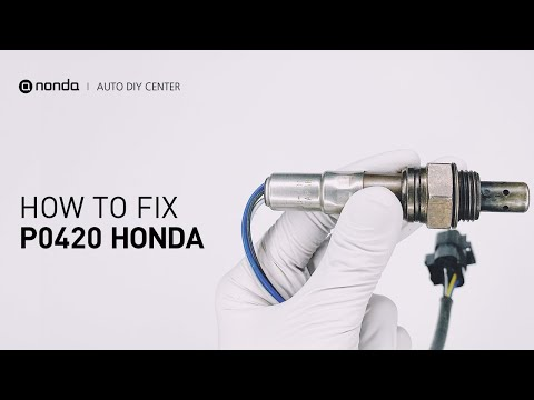 How to Fix HONDA P0420 Engine Code in 3 Minutes [3 DIY Methods / Only $4.97]