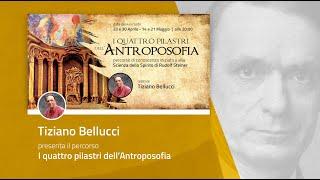 PERCORSO ONLINE: I quattro pilastri dell'Antroposofia - presenta Tiziano Bellucci