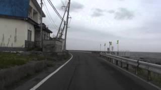道道635号 函館市日ノ浜町~恵山駐車場