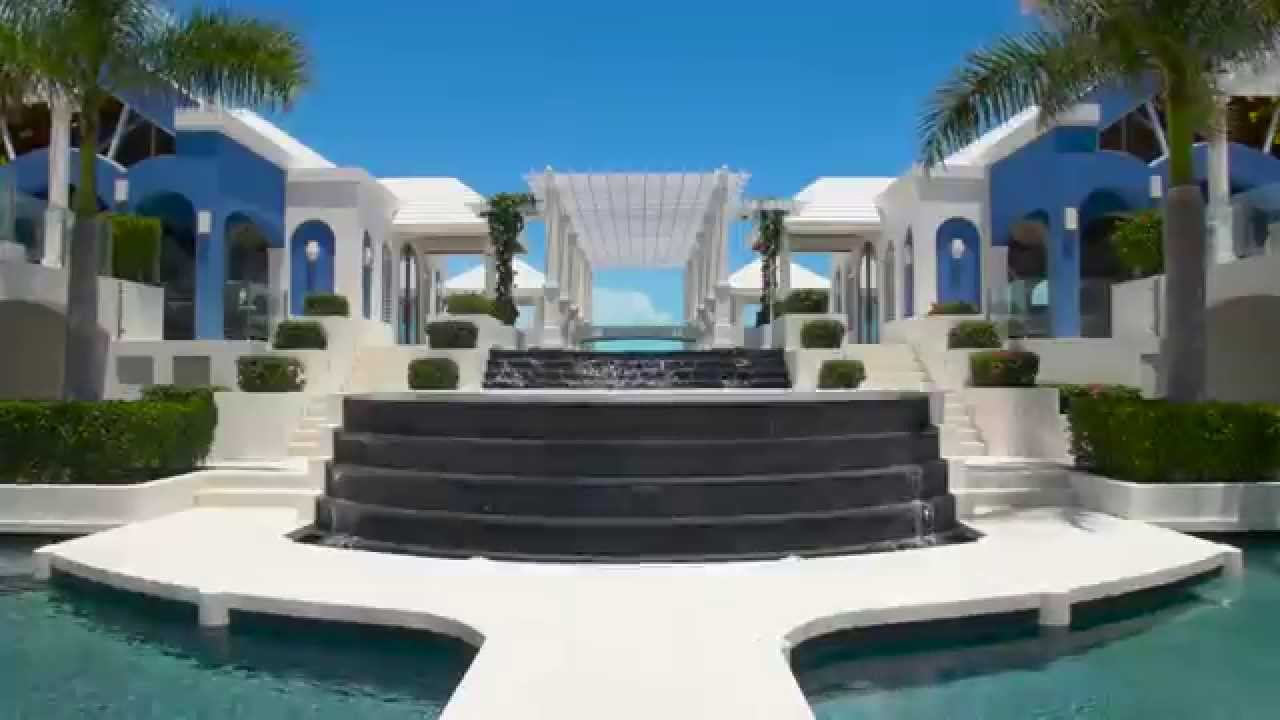 turks and caicos real estate - mandalay villa - youtube