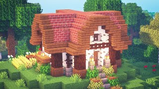 Minecraft | How to Build a Small Cottage