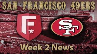 Madden 17 Franchise Mode: 49ers - Week 2 News [HD 1080P]