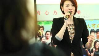 Gabby Sharing @ 喜信堂