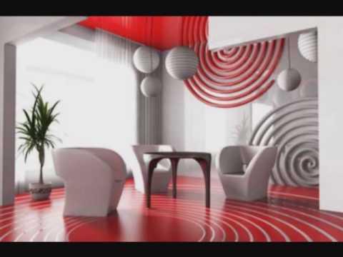 2010 modern living room designs youtube for Living room designs youtube