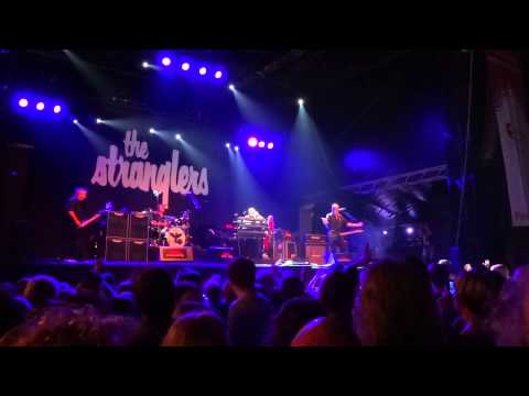 THE STRANGLERS @ FIESTACITY VERVIERS 29 08 15 ALL DAY AND ALL OF THE NIGHT