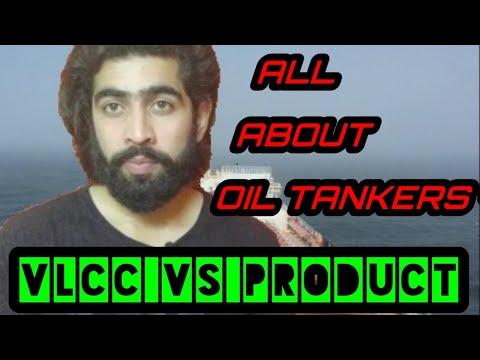 Mega Oil Tanker vs Smaller Tanker | VLCC vs Product | Comparison video