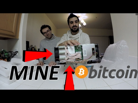 How Much Antminer S9 Can Make Per Month + Unboxing And Giveaway Winner - 4K