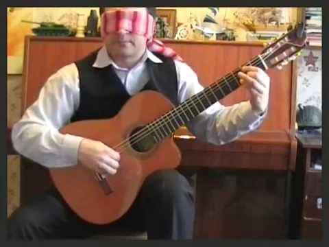 Песня из бригады под гитару