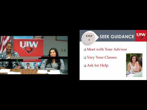 UIW Extended Academic Programs 10 Steps to Academic Success