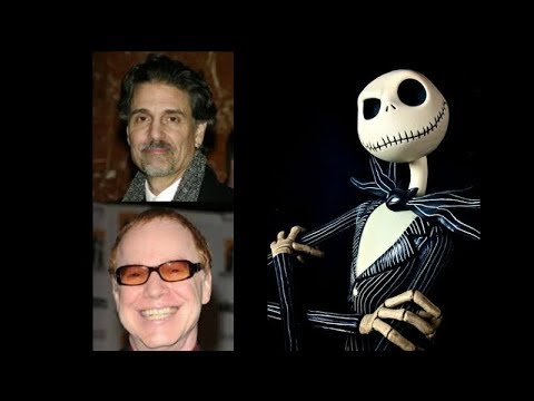 animated voice comparison jack skellington nightmare before christmas - Voice Of Jack Nightmare Before Christmas