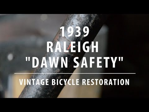 dating raleigh frame numbers