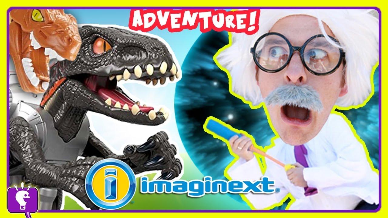 HobbyHarry Discovers Dino!