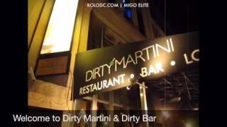 Dirty martini, DC Saturdays