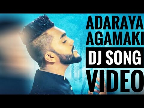 Adaraya Agamaki Sandun Perera( dj song video) - YouTube