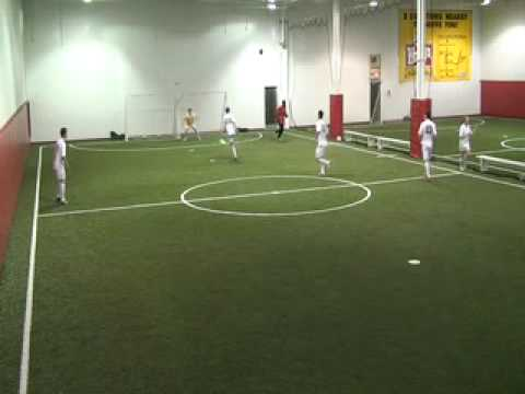 Soccer Drill: Shooting Exercise for Your Soccer Team