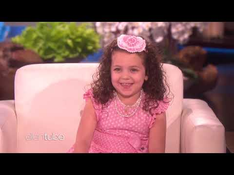 Adorable Five-Year-Old Wows with Sinatra Cover