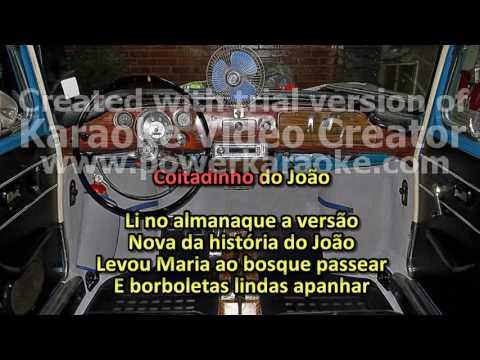ROBERTO CARLOS   KARAOKE, VIDEOKE   JOÃO E MARIA