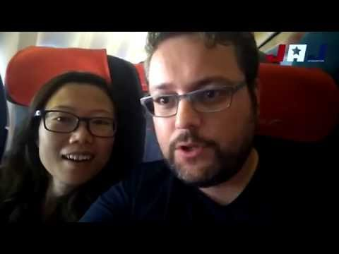 Vienna - Hong Kong | Austrian Airlines Economy Class | INAUGURAL FLIGHT REVIEW| Boeing 777