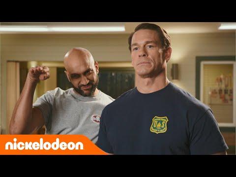 Кто одолеет Джона Сину?! | NView — Игры с огнём | Nickelodeon Россия
