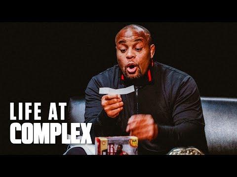 UFC Daniel Cormier Reads YouTube Comments  | #LIFEATCOMPLEX