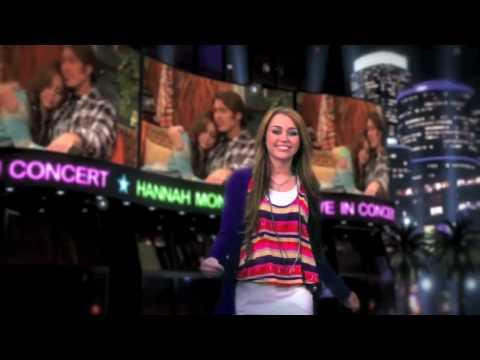 Hannah Montana  Forever Intro HD