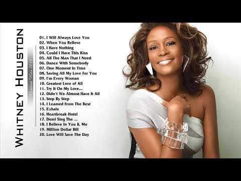 Whitney Houston Greatest Hits - I Will Always Love You