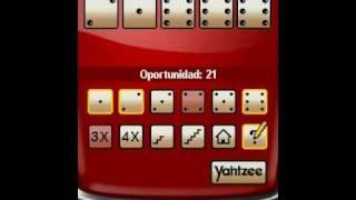 Yahtzee Deluxe 240x320