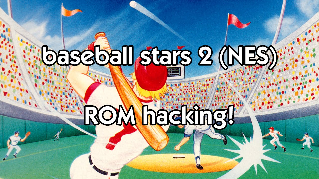 Hacking NES Baseball Stars 2 Team Roster And Money