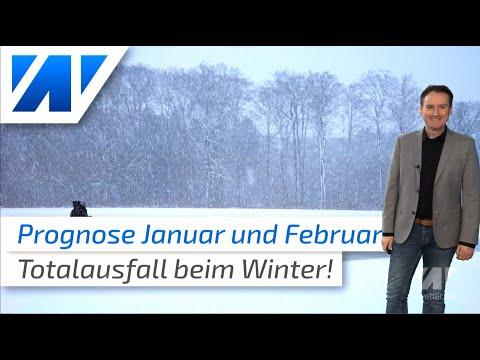 Totalausfall? Experten Geben Wintervorhersage Für Januar Und Februar Ab!