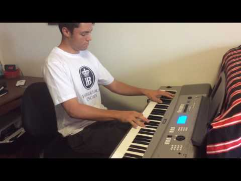 Sister Christian by Night Ranger Piano Cover