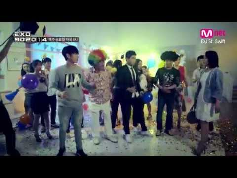 EXO Baekhyun - Sakitnya Tuh Disini (Mnet [EXO 902014] 엑소 백현 Re-Make Edit)