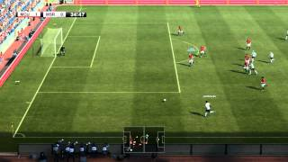 PES 2012 PC Gameplay Max Settings