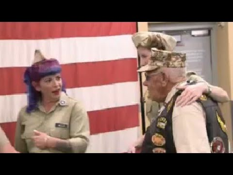 Veterans welcomed home at St. Pete-Clearwater Airport after Honor Flight