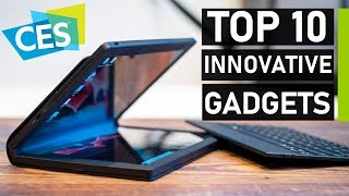 Top 10 Innovative Gadgets Launched at CES 2020