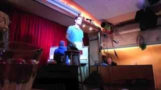MOLOCH - Patrick Bakkenes - piano Freek Zwanenberg