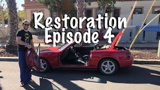 Miata Restoration 4: Pinging, Pre-Detonation & Ignition Timing