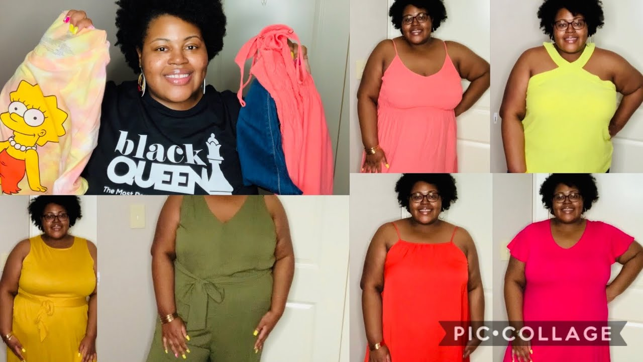 TARGET PLUS SIZE TRY ON HAUL | SUMMER 2020!!