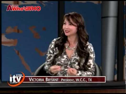 Asian Who's Who - Episode 13: Victoria Bryant
