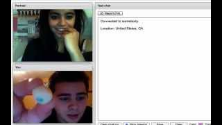 Chatroulette Experience [Pickup Lines & Cupcakes]