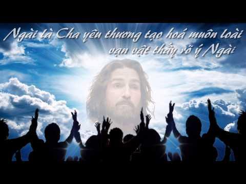 Nhìn Vào Jesus (Look at Jesus) - Hoàng Lê Vi - Designer NPC