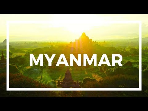 GOPRO TRAVEL I Backpacking in Myanmar