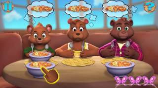 Playing Goldie and Bear: Fairy Tale Forest Adventure