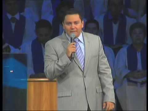 El Poder de las Lagrimas. Pastor Javier Bertucci
