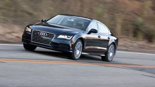 2012 Audi A7 3.0 TFSI Quattro Full Test Video - Inside Line