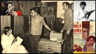 Lata Mangeshkar - Himalay Ki God Men (1965) - 'ek tu jo mila & ek tu na mila'
