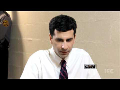 Autistic Reporter, Michael Falk, Enchanted By Prison's Rigid Routine