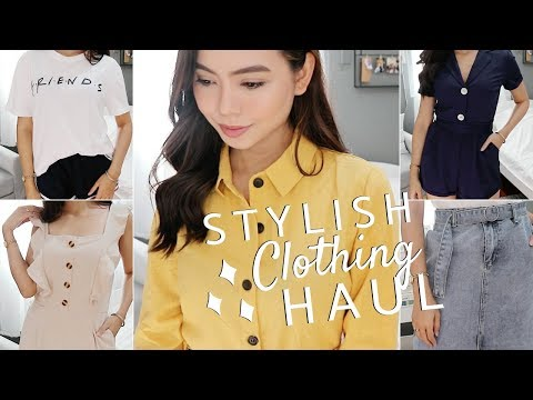 MOST STYLISH ZAFUL TRY-ON HAUL: I'M SHOOKT !! ❀ Micah Louisse