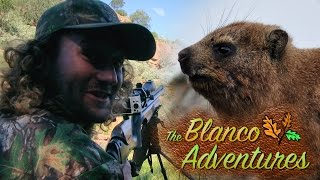 Long Range Dassie Hunting | The Blanco Adventures - Episode 1