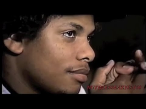 """Eazy E Interview """"I Use To Make People Buy Records With Guns"""" (Rare Footage)"""